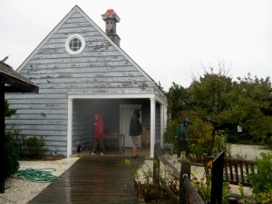 'Gimme Shelter' - Interpretive Center, Atlantic Side