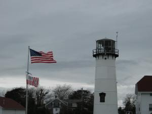 Chatham Light, Storm Appropriately Brewing