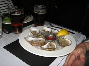Memorable Oysters, Impudent Oyster, Chatham Bars Ave., Chatham