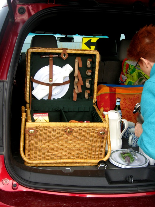 Brigantine Christmas PIcnic 2015