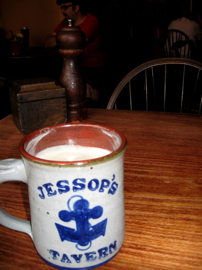 Thomas Jefferson Ale Jessop's Tavern New Castle Delaware 2017