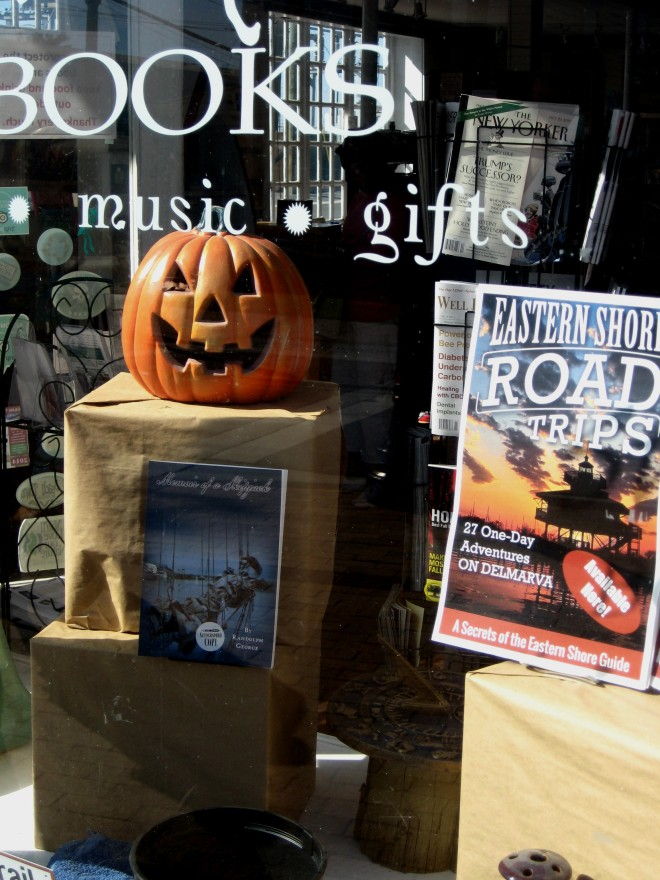 Bookstore Halloween Chincoteague