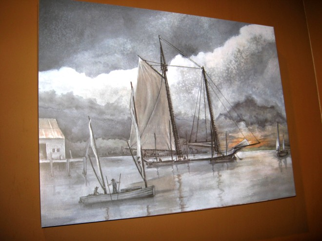 Chincoteague Masterpiece Maritime Museum