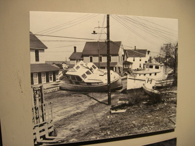 Chincoteague Storm Damage Museum