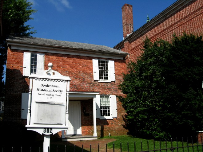 Bordentown Historical Society